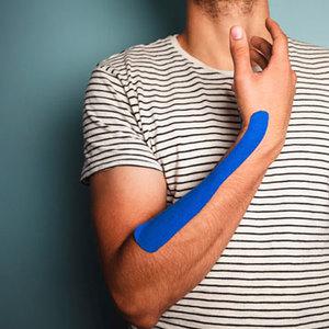 Del inflamacion derecho el en cuello lado